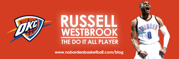 No Borders Basketball Russell Westbrook