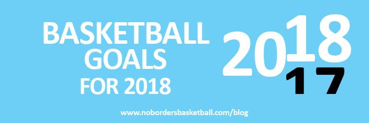 Setting basketball goals for 2018
